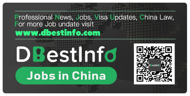 China Expat Jobs